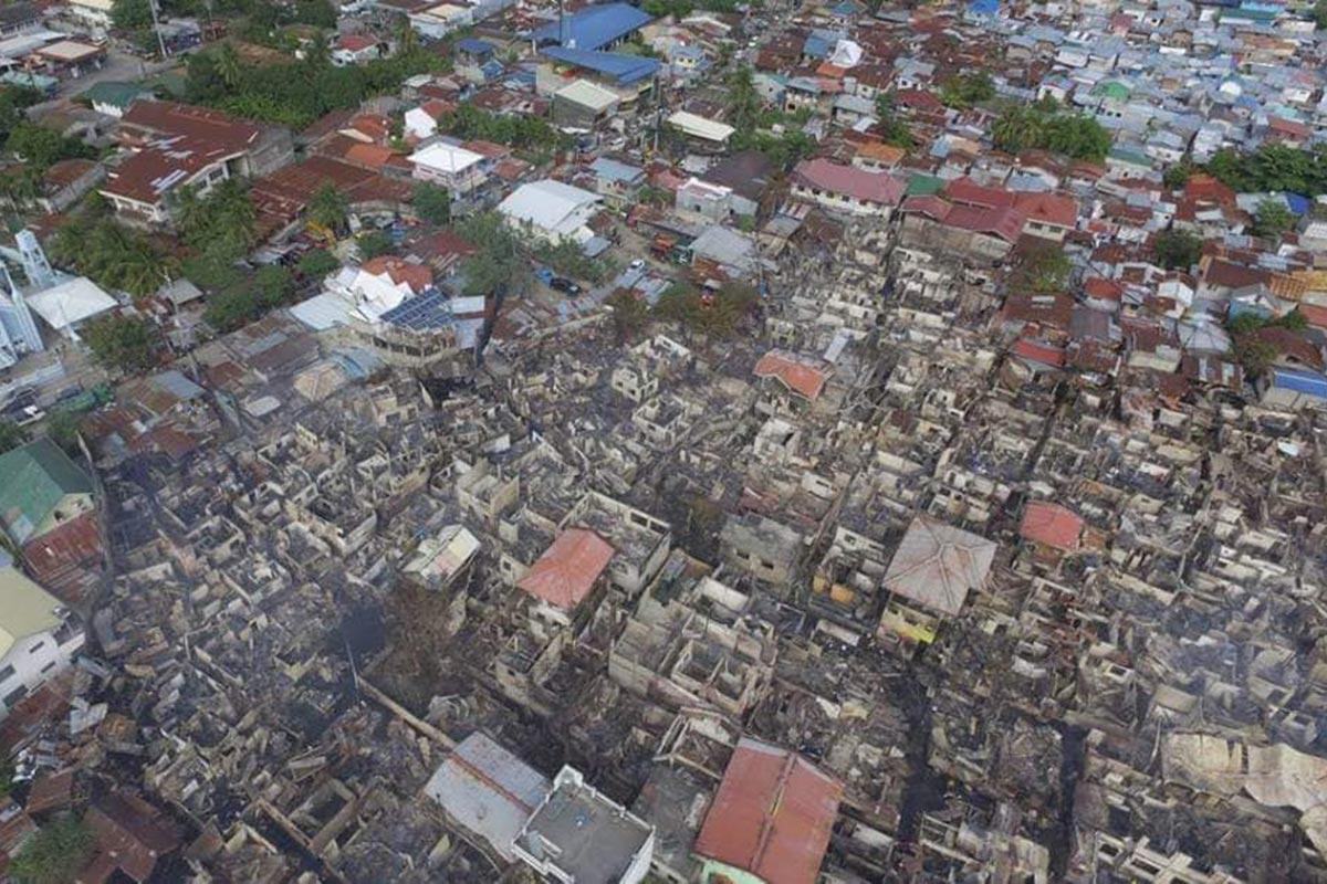 Geen Rustige Kerst In Cebu City