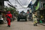 Opnieuw lockdown voor Cebu City